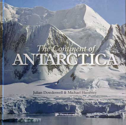 Antarctic continent book JD MH cover web
