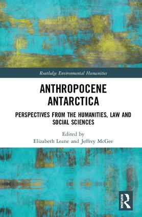 anthropocene antarctica
