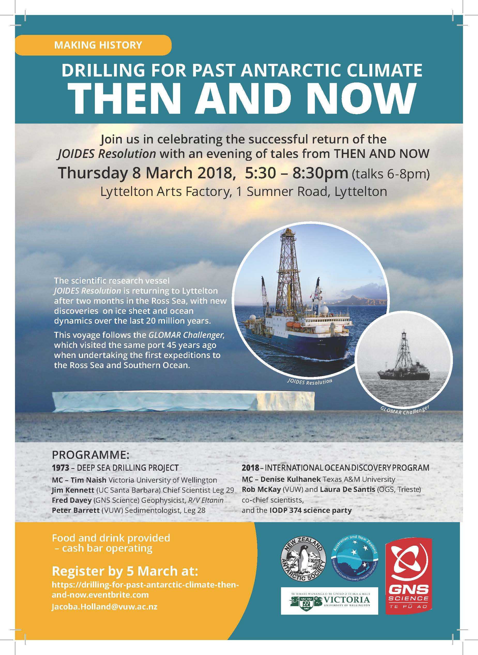 PAIS Climate History Then and Now Chch 2018 03 08