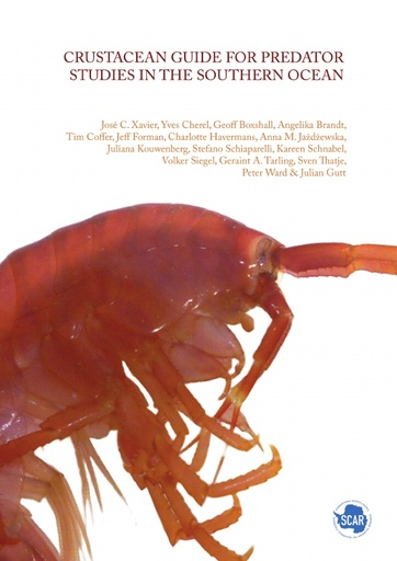 Crustacean Guide for Predator Studies in the Southern Ocean