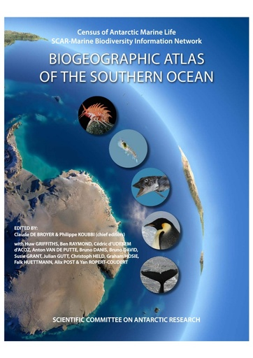 Biogeographic Atlas of the Southern Ocean (Selected Chapters)