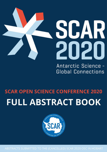 SCAR Open Science Conference 2020 - Abstracts