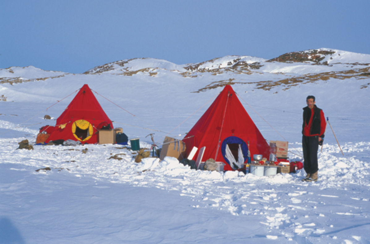 Protecting the mineral treasures of Antarctica's Larsemann Hills
